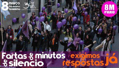 8 Março | Mulheres do mundo, uni-vos!
