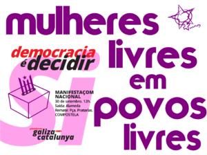 Mulheres Livres povos livres